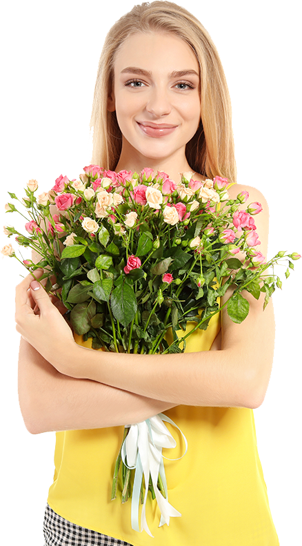 girl-with-flowers